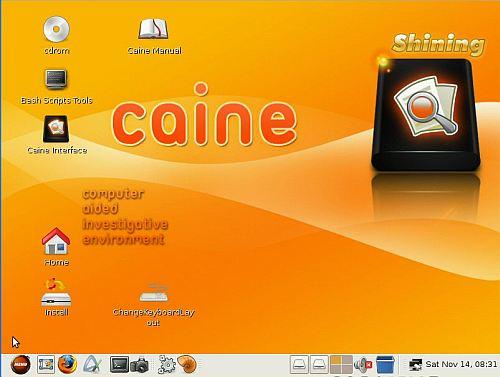 caine 1.5 - shining