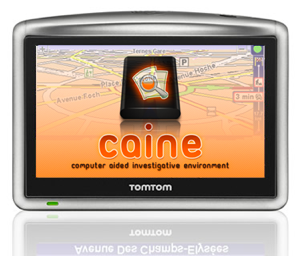 TomTom analysis with CAINE (English) | Nessuno | <span style